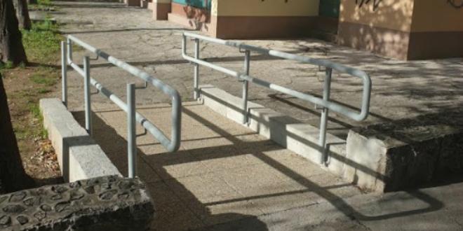 U Dubrovačkoj postavljena rampa za osobe s invaliditetom