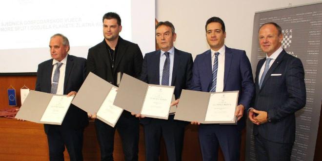 ZLATNA KUNA Tommy, Fornix i Calvados Club najbolje su tvrtke u Splitsko-dalmatinskoj županiji