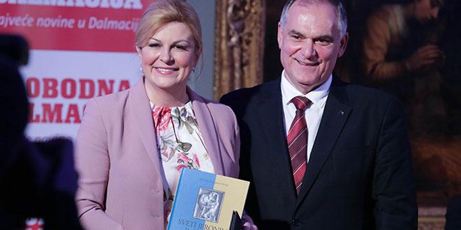 U Zagrebu predstavljena knjiga 'Sv. Jeronim Dalmatinac - život i djelo'