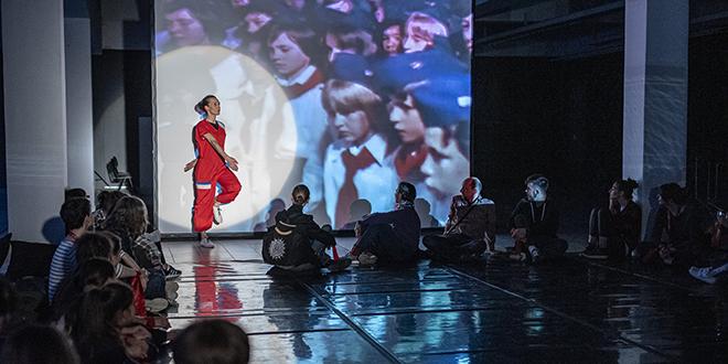 Predstava Larise Lipovac Navojec večeras u Domu mladih