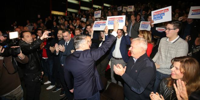 MILANOVIĆ OPLEO PO HDZ-u 'Problem Hrvatske je lopovluk i što je jedna stranka preuzela sve najgore od bivše partije'