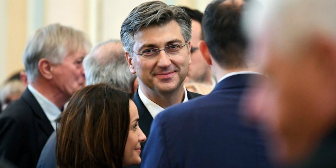 Plenković komentirao Milanovića: Narod će znati kome treba dati povjerenje, a to sigurno nije on
