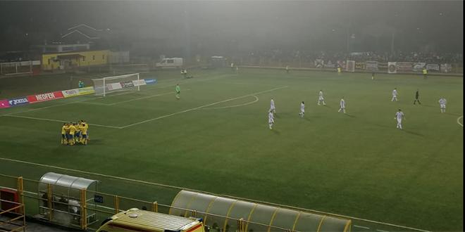 KRAJ Hajduk nije uspio pobijediti posljednju momčad lige, 'bijeli' su oštećeni za jedanaesterac
