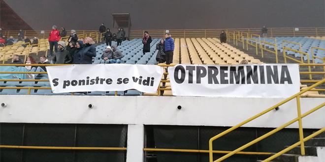 Poruka 'S ponistre se vidi otpremnina' i u Zaprešiću