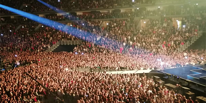 Severina na koncertu: 'Nije to samo za mog sina, nego za svu djecu'