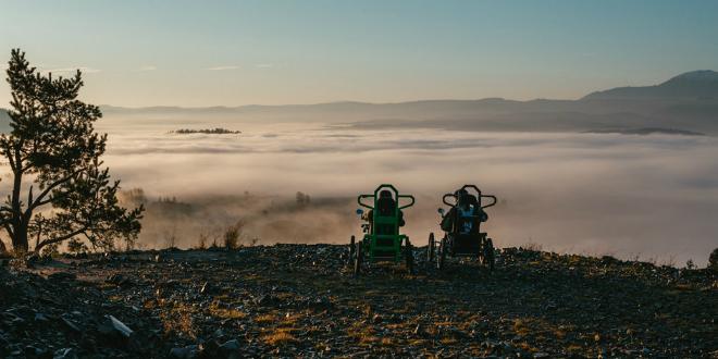 Nikada nisu odustali i napisali su moćnu priču: U invalidskim kolicima osvajaju Himalaju