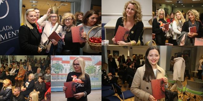 FOTOGALERIJA: Gradska knjižnica Marka Marulića bila je pretijesna na promociji djela 'Mi. Žene.'