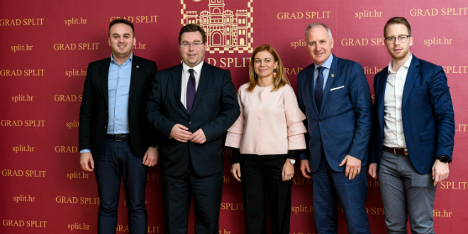 Ministar Pavić u Splitu: Pripremaju se EU projekti za novo financijsko razdoblje