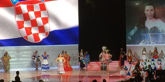 Katarina Mamić dala je sve od sebe da Hrvatsku predstavi na najbolji mogući način