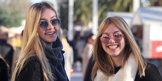 FOTOGALERIJA Riva je i danas bila puna nasmijanih lica