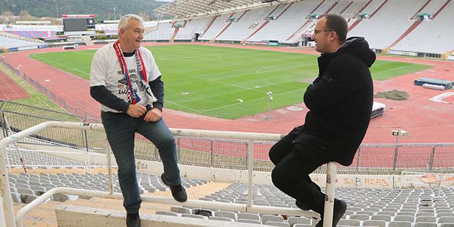 INTERVJU ZA 60. ROĐENDAN NAVIJAČKE LEGENDE: 'Nije mi žao što sam mladost dao Hajduku, da se opet rodim isto bih napravio!'