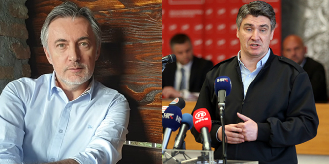 Škoro i Milanović krše izbornu šutnju