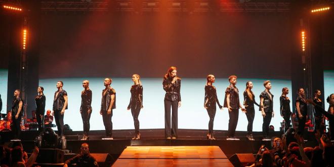 FOTOGALERIJA Severina održala posljednji 'The Magic Tour' show ove godine