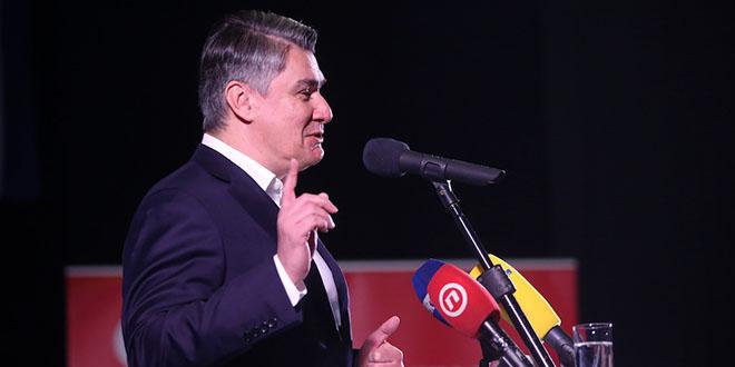 Zoran Milanović tek treći u Sinju