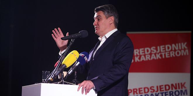 DIP U 20.50 SATI: Milanović u vodstvu, smanjila se razlika između Grabar-Kitarović i Škore