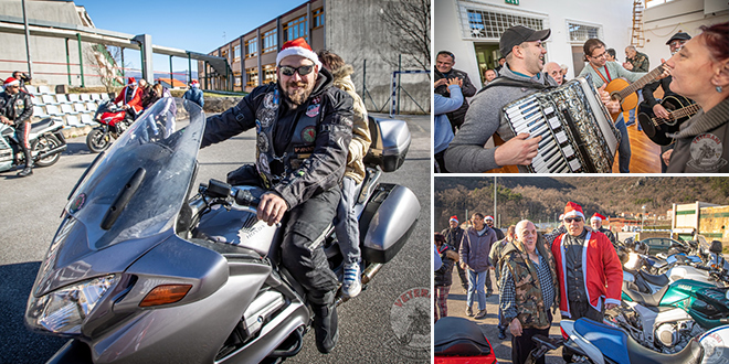 FOTOGALERIJA Bajkeri razveselili štićenike centra u Vrlici