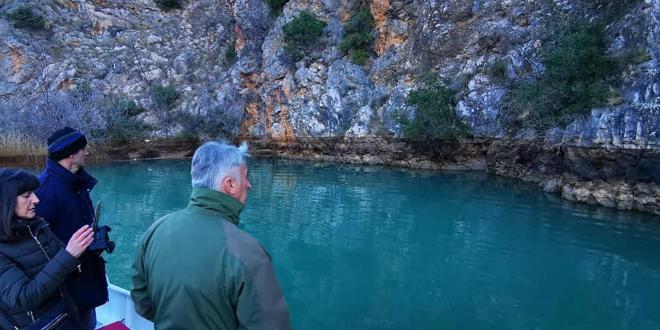 Proglašen prvi stupanj onečišćenja u kanjonu Zrmanje