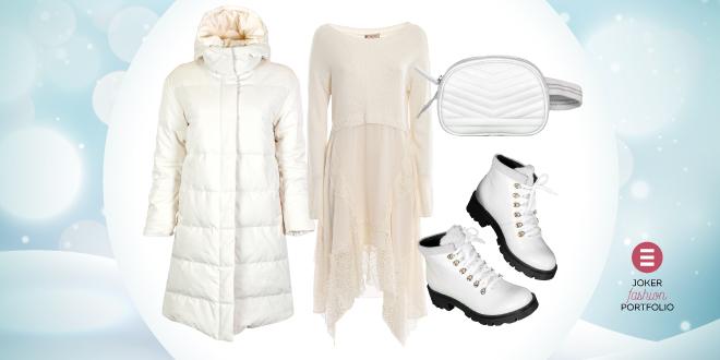 JOKER FASHION PORTFOLIO Bijela - volimo je ljeti, ali i zimi