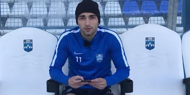 Grezda: 'Zvali su me Hajduk i Rijeka, no odlučio sam se vratiti u Osijek'