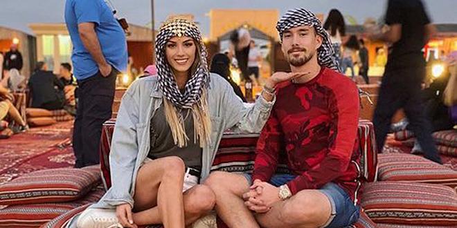 Filip Bradarić dobio prekrasnu rođendansku čestitku od supruge