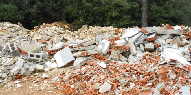 EKO KUTAK - PEOVICA: Samo se 5 posto građevnog otpada reciklira ili zbrinjava na prihvatljiv način