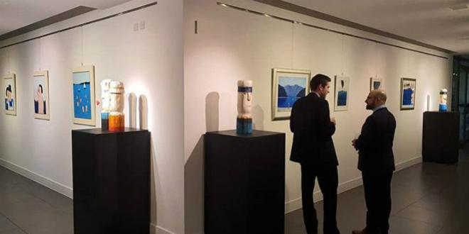Otvorena izložba djela Vaska Lipovca u Londonu
