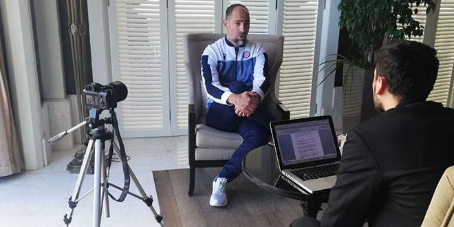 MNOGE SU MORALI ODBITI: Trener je trenutno najveća Hajdukova zvijezda, mediji čekaju u redu za razgovor