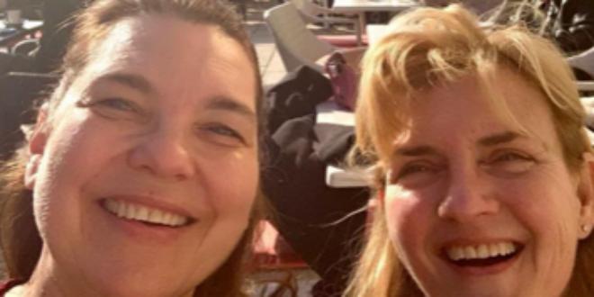 Sanja Doležal uživa na Prokurativama prije 'Menopauze'