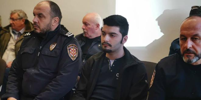 Optuženi za teško ubojstvo u Solinu smanjeno ubrojiv, vještaci u Vrapču utvrdili da je ovisnik o opijatima