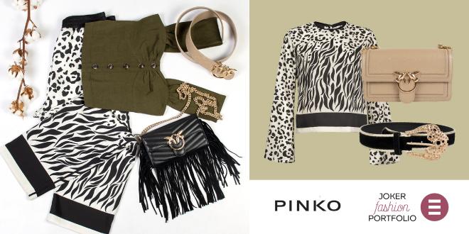 JOKER FASHION PORTFOLIO Brand mjeseca: Pinko je destinacija za 'it' komade