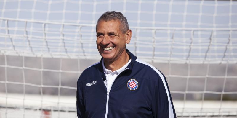 U Hajduk se vratio Ivica Roguljić