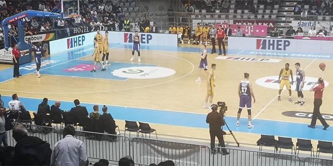 BEZ NEIZVJESNOSTI: Zadar lakoćom preko Splita izborio finale Kupa Krešimira Ćosića!
