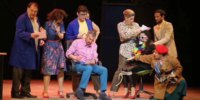 PORINUT MJUZIKL I TANKER 'BAMBINA': 'Napokon će narod izaći iz teatra ispunjen, sretan, zaigran i veseo što je pogledao jednu sjajnu predstavu'