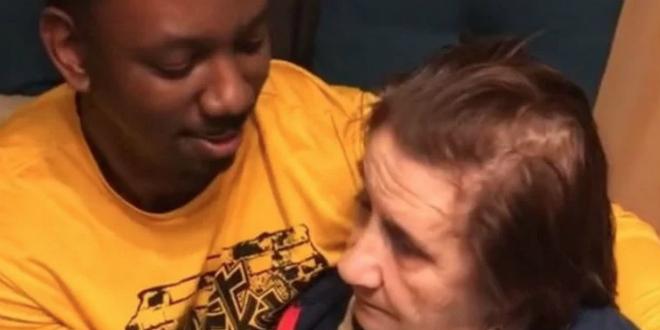 Ivanina baka prvi put vidjela zeta Afroamerikanca, reakcija je postala hit na internetu