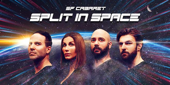 GKM nakon 'Splićanki' lansira SF cabaret 'Split in Space'
