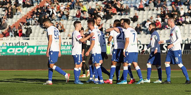 Hajduk pobijedio Goricu 6:0!