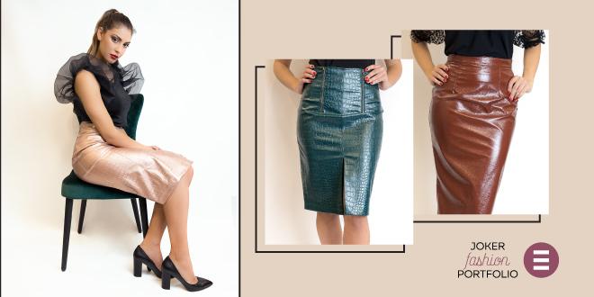 JOKER FASHION PORTFOLIO Pencil suknja - moćni komad za sve prigode