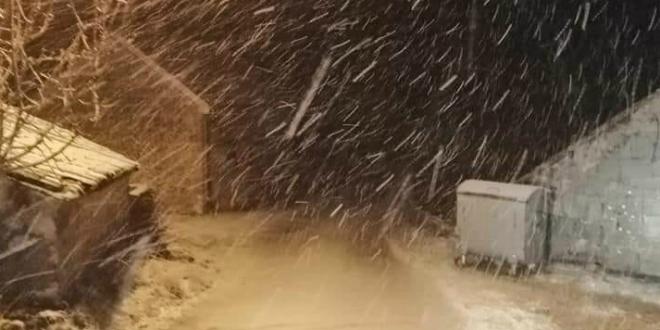 ZABIJELILO ZAGORU: Pao snijeg nadomak Splita