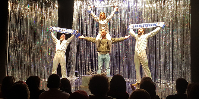 VIDEO: GKM lansirao još jedan hit, pogledajte kako je publika nakon predstave ispratila glumačku ekipu!