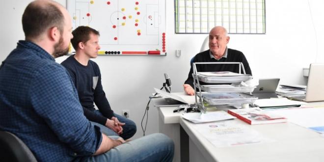 Hajdukova Akademija glavna je tema novog broja lista Njemačkog nogometnog saveza