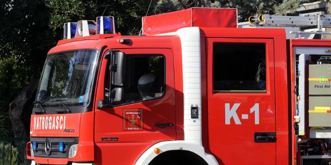 Izbio požar u Kučićima kod Omiša