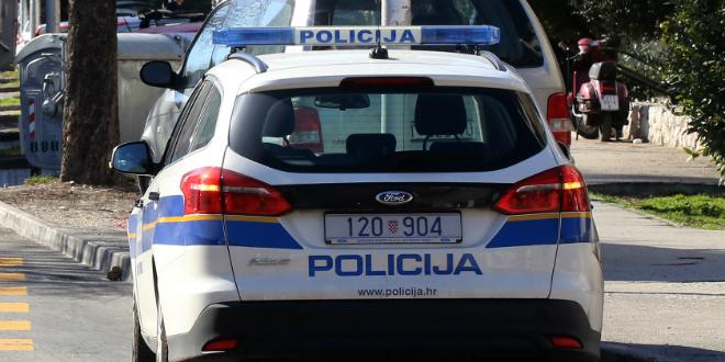 NAPAD NA AUTOCESTI Splitska policija privela osam osoba