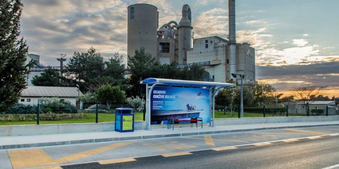 Kaštelani dobili prvo betonsko autobusno ugibalište u Dalmaciji