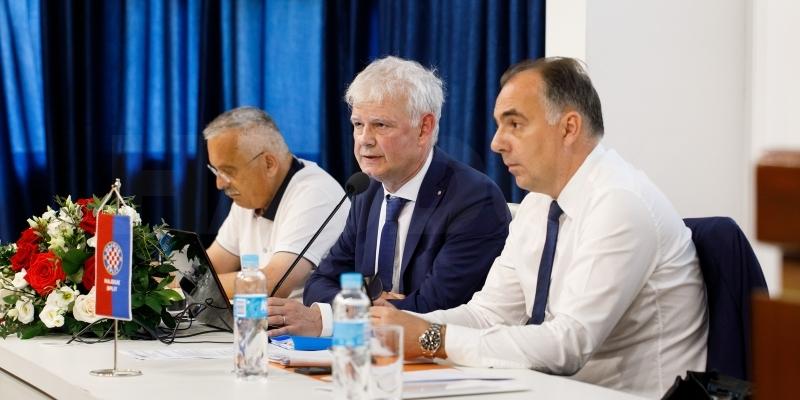 Odgađa se održavanje Glavne skupštine HNK Hajduk š.d.d.