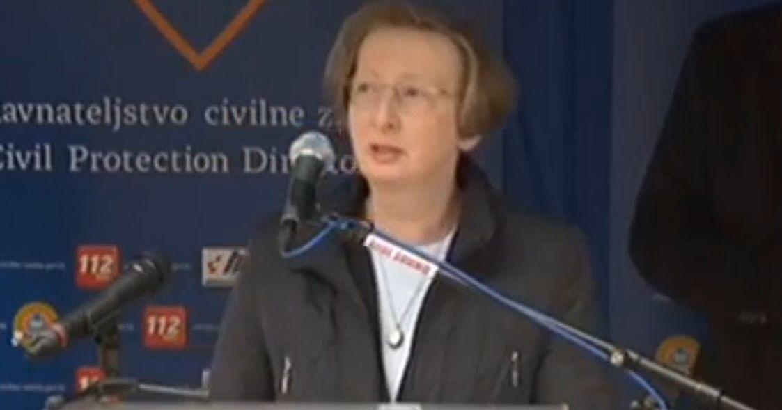 Alemka Markotić: Ovo je situacija kakvu nismo imali od 15. stoljeća, ali ponosna sam na veći dio stanovništva