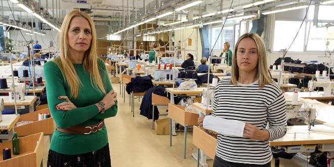 NEDJELJNA ĆAKULA Edita Maretić Dimlić: Otkako se pojavio koronavirus, dolazimo do zaključka da je veliki problem nedostatak tekstilne, ali i drugih industrija u Hrvatskoj