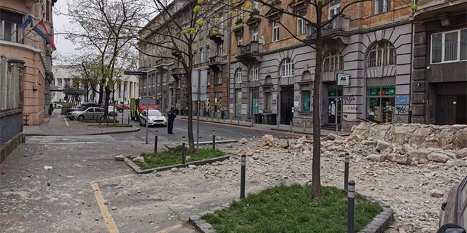 Arhitekti Se Ukljucuju U Sanaciju Posljedica Potresa U Zagrebu Dalmatinski Portal