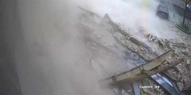 VIDEO Nevjerojatna snimka iz Zagreba, sekunde su odlučivale o životu i smrti!