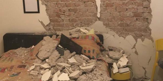 Ranko Ostojić objavio sliku kreveta svog sina nakon potresa