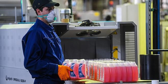 Za vrijeme koronavirusa INA Maziva razvila novi proizvod